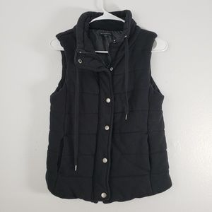 Staccato Puffer Full Zip Up Vest Jacket